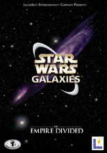 Star Wars Galaxies: An Empire Divided for PC