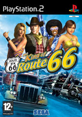 King of Route 66 for PlayStation 2