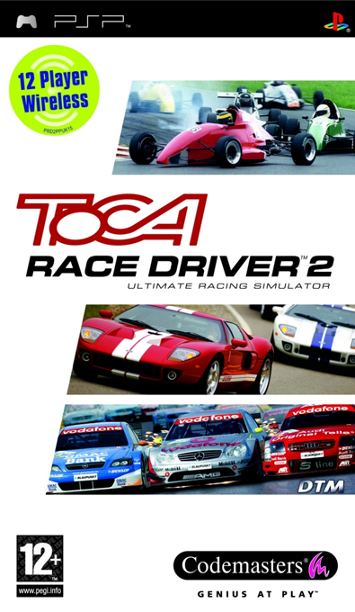 TOCA Race Driver 2 (AKA V8 Supercars 2) for PSP image