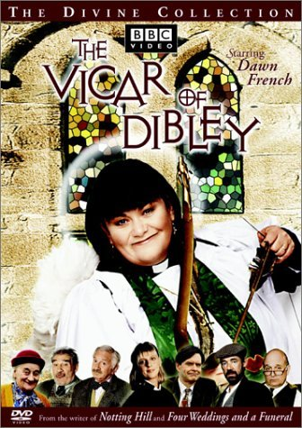 Vicar Of Dibley - The Divine Collection (3 Disc Set) on DVD