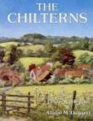The Chilterns (paperback) by Leslie W. Hepple