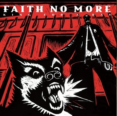 King for a Day (2LP) by Faith No More