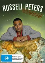 Russell Peters - Outsourced on DVD
