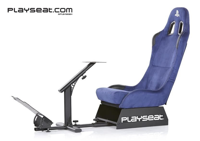 Playseat Officially Licensed Evolution PlayStation Racing Chair for  image