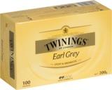 Twinings Earl Grey Tea Bags (100 Bags)