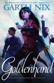 Goldenhand by Garth Nix