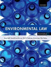 Environmental Law by Stuart Bell