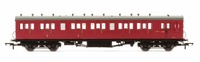 Hornby: BR 58' Maunsell Rebuilt Six Compartment 'S6405S'