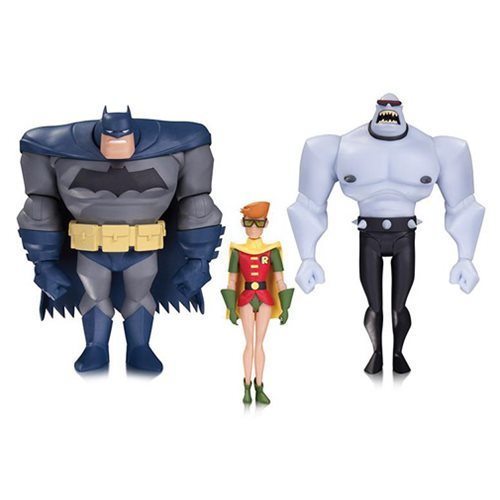 Batman: Legends of the Dark Knight Action Figure (3-Pack) image