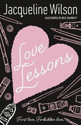Love Lessons by Jacqueline Wilson image