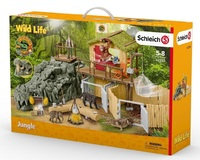 Schleich: Croco Jungle Research Station