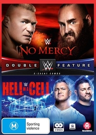 WWE: No Mercy/Hell In a Cell - 2017 Double Feature on DVD