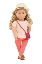 "Our Generation: 18"" Regular Doll - Brielle"