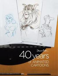 40 Years of Animated Cartoons by Jacques Muller image
