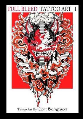 Full Bleed Tattoo Art by Mr Cort Bengtson