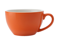 Maxwell & Williams Cafe Culture Cappuccino Cup 200ML Orange