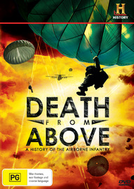 Death from Above: A History of the Airborne Infantry on DVD