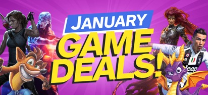 January Game Sale