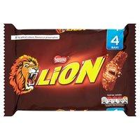 Nestle Lion Bar 30g (4 Pack) image