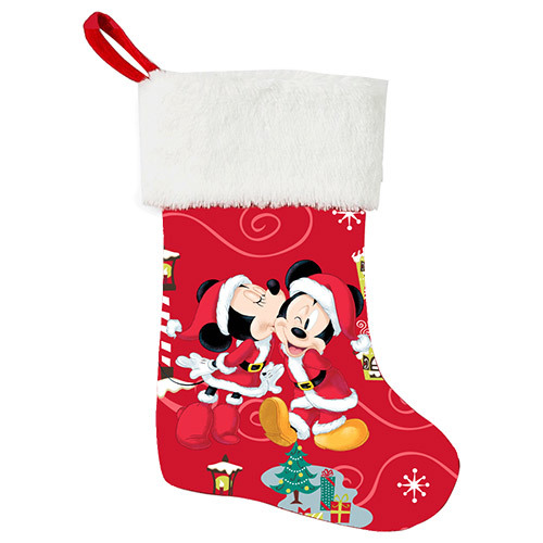 Disney: Mickey and Minnie Mouse Christmas Stocking