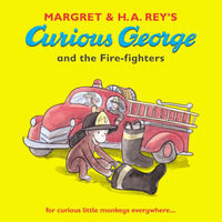 Curious George and the Fire-fighters by Margret Rey image