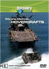 Extreme Machines - Hovercrafts on DVD