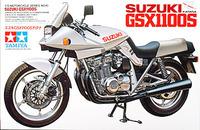 Tamiya Suzuki GSX1100S Katana 1:12 Kitset Model image