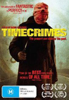 Timecrimes on DVD