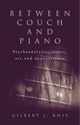 Between Couch and Piano by Gilbert J Rose