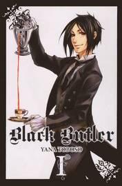 Black Butler, Volume 1 by Yana Toboso