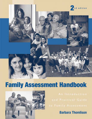 Family Assessmnt Handbook 2e by THOMLISON