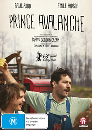 Prince Avalanche on DVD