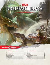Dungeons & Dragons Starter Set image