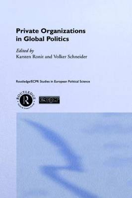 Private Organisations in Global Politics image