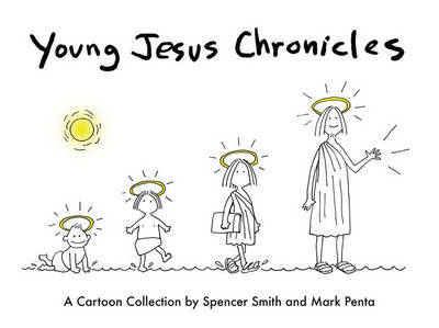 Young Jesus Chronicles by Spencer Smith image