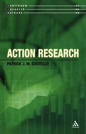 Action Research by Patrick J. M. Costello image