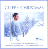 Cliff At Christmas by Richard Cliff