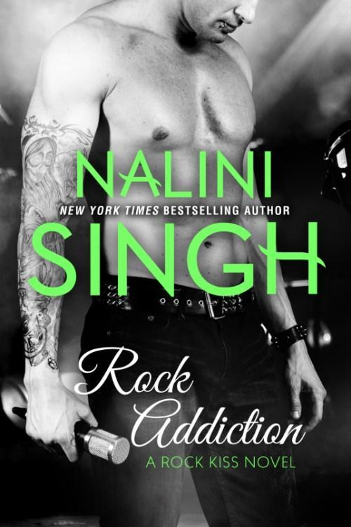Rock Addiction by Nalini Singh image