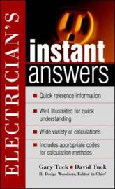 Electrician's Instant Answers by Gary Tuck