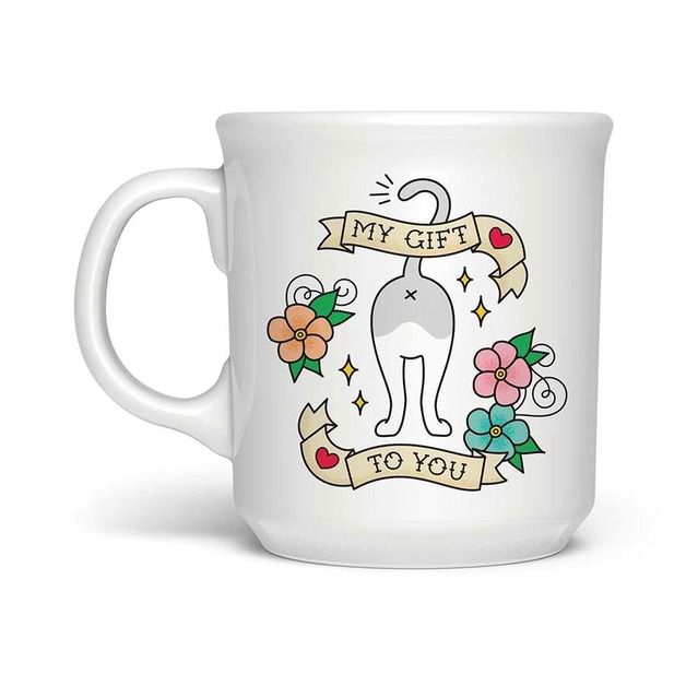 Say Anything Mug - My Gift To You