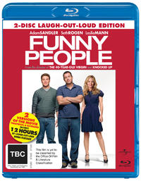 Funny People (2 Disc Set) on Blu-ray