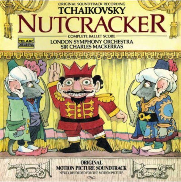 Tchaikovsky: Nutcracker (2LP) by London Symphony Orchestra
