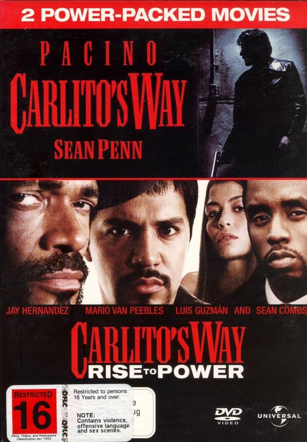 Carlito's Way / Carlito's Way: Rise To Power on DVD image