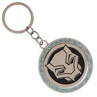 Marvel: Black Panther Logo - Metal Key Chain