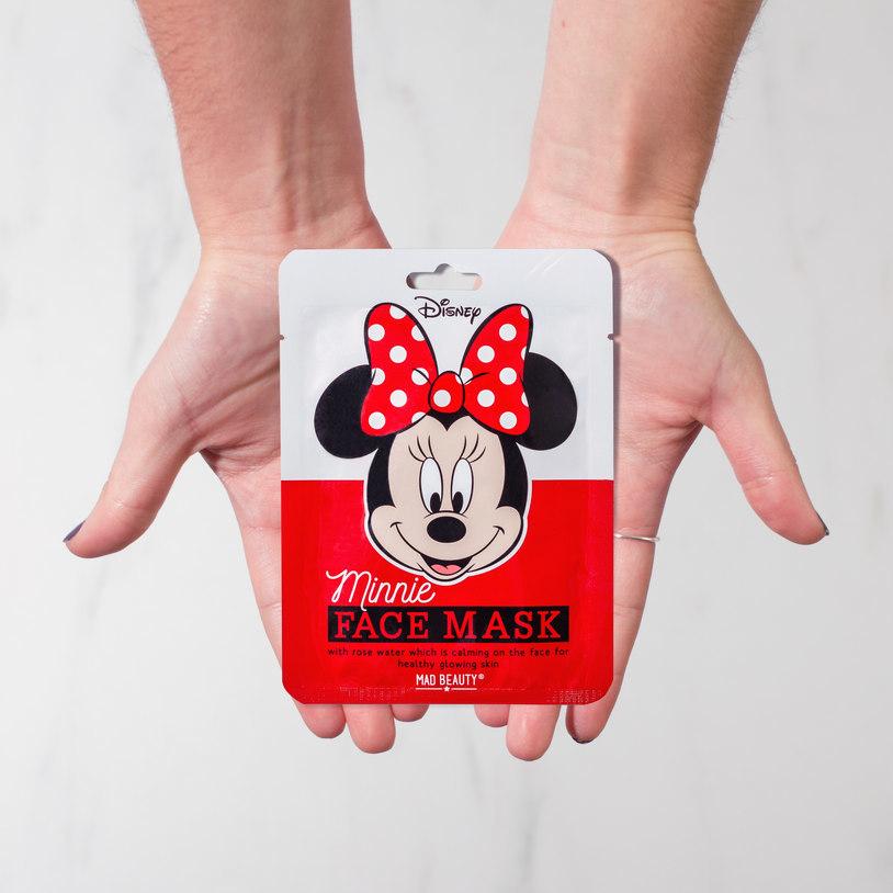 Mad Beauty Disney Minnie Face Mask image