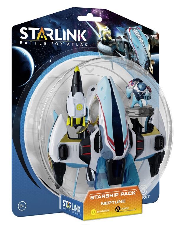 Starlink Starship Pack - Neptune for