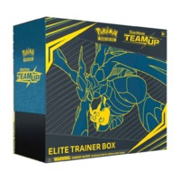 Pokemon TCG: Sun & Moon Team Up - Trainer Box