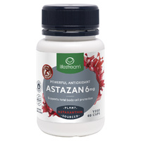 Lifestream - Astazan 6mg VegeCapsules (60s)