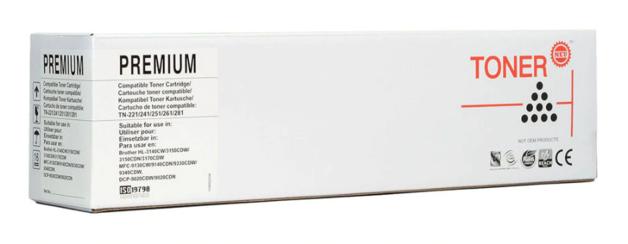 Icon: Compatible Brother TN251 - Black Toner Cartridge