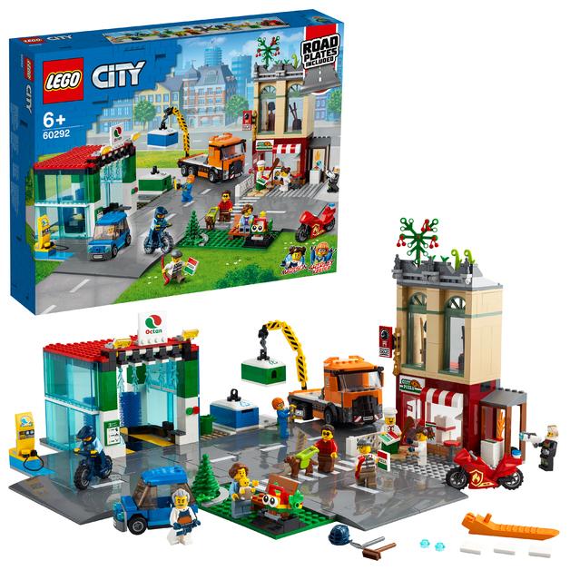 LEGO City: Town Center (60292)